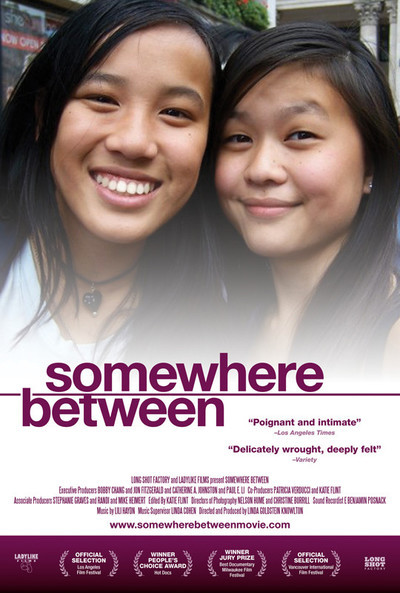 Somewhere Between Movie Poster