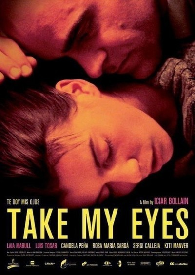 Take My Eyes Movie Poster