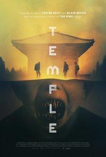 Widget temple poster