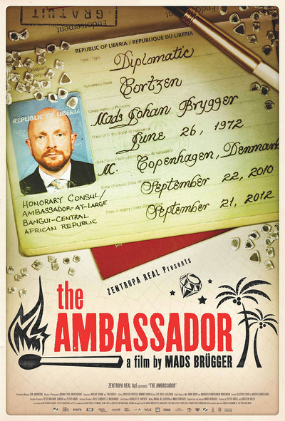 The Ambassador Movie Poster