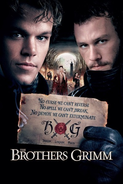 The Brothers Grimm Movie Poster