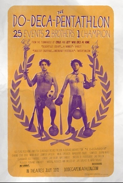 The Do-Deca-Pentathlon Movie Poster