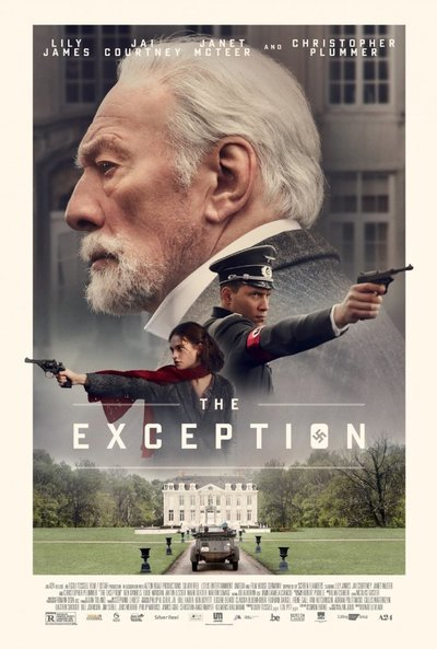 The Exception Movie Poster