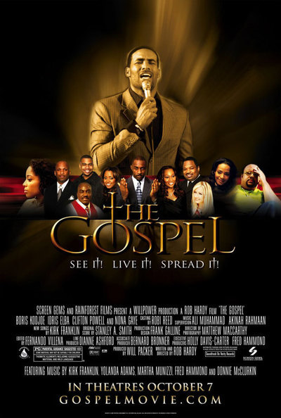 The Gospel Movie Poster