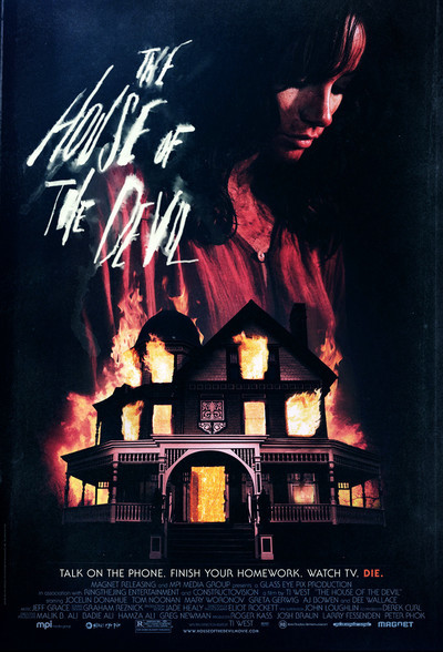 The House of the Devil Movie Poster