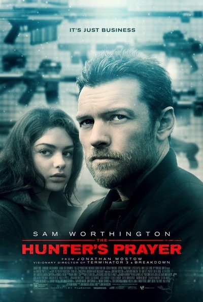 The Hunter's Prayer Movie Poster