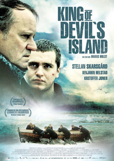 The King of Devil&#x27;s Island Movie Poster