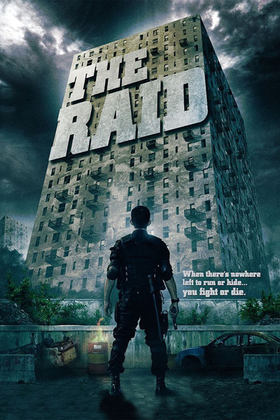 The Raid: Redemption Movie Poster