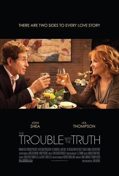 The Trouble with the Truth Movie Poster