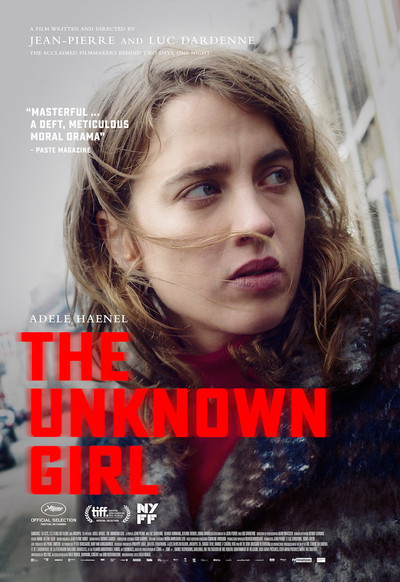 The Unknown Girl Movie Poster