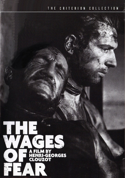 The Wages Of Fear Movie Poster