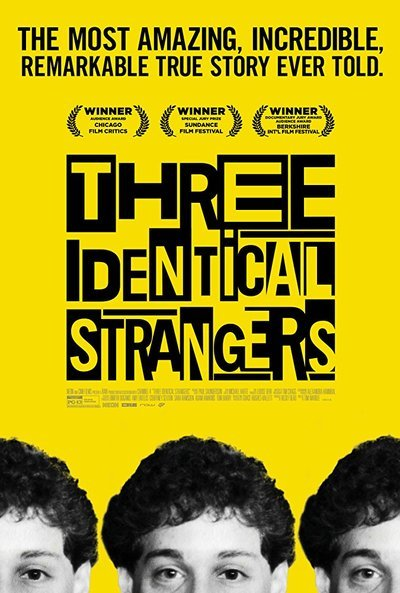 Three Identical Strangers Movie Review  Roger Ebert