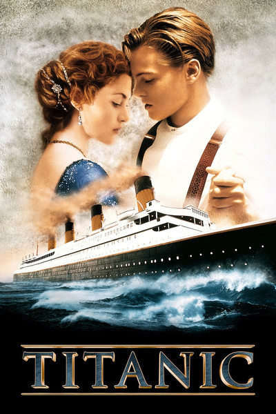 Titanic [3D] Movie Poster