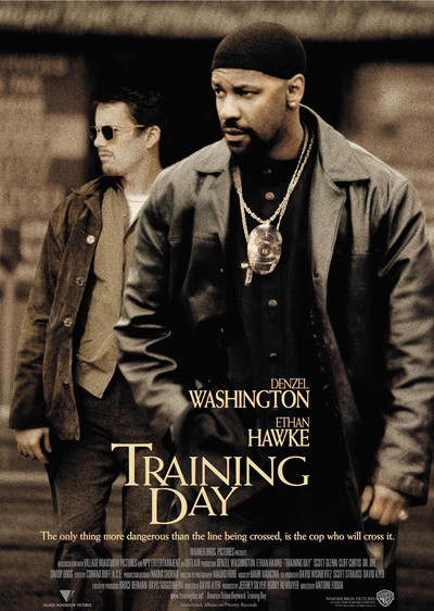 Training Day Movie Poster