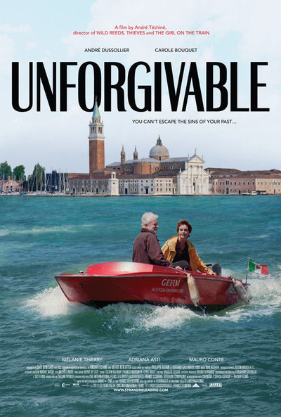 Unforgiveable Movie Poster