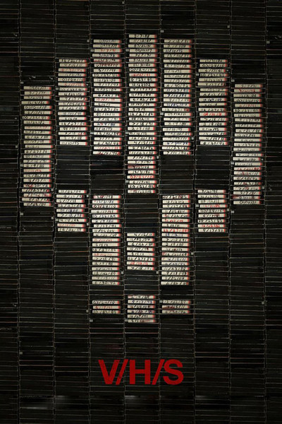 V/H/S Movie Poster