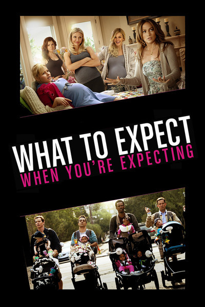 What to Expect When You&#x27;re Expecting Movie Poster
