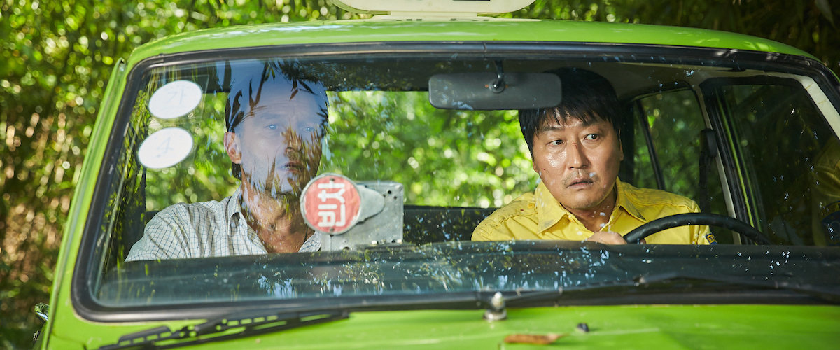 A Taxi Driver Movie Review