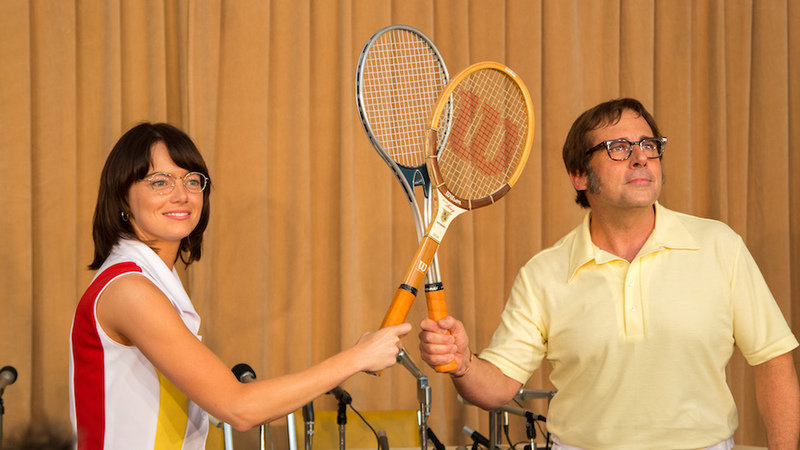 Primary battle of the sexes tiff 2017