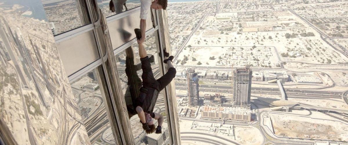 Mission: Impossible -- Ghost Protocol Movie Review