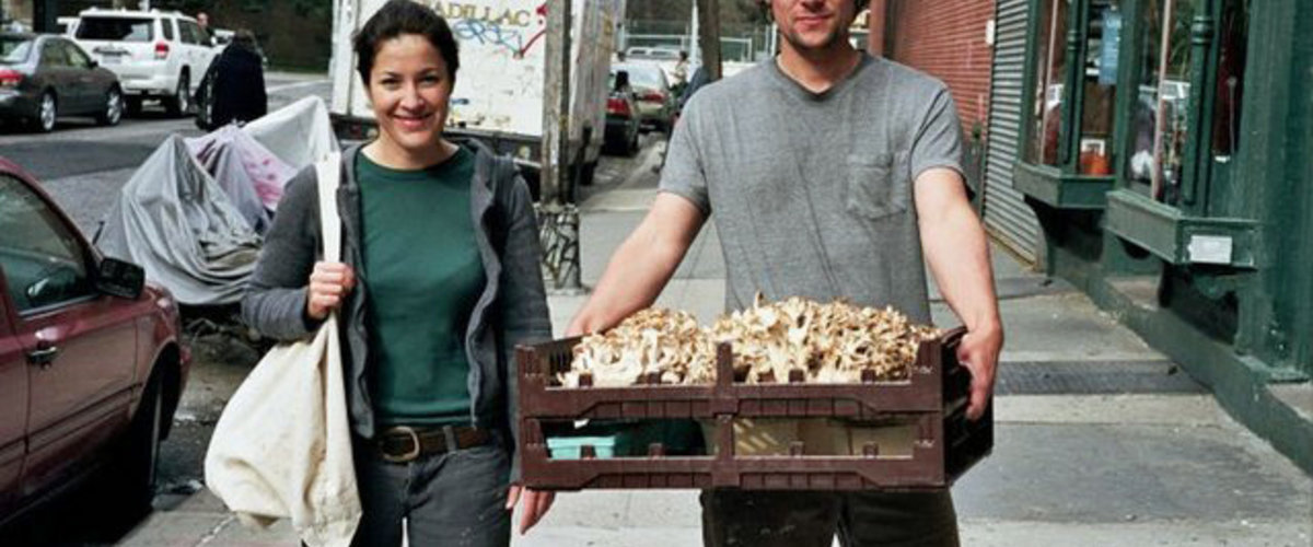 Now, Forager: A Film About Love and Fungi Movie Review