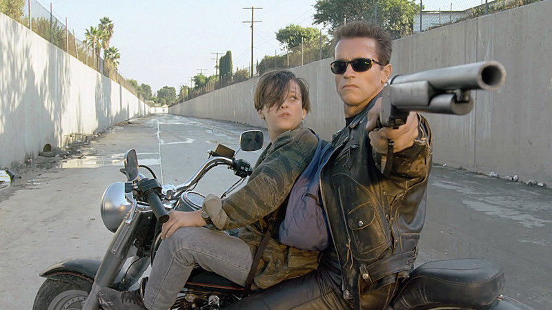 Primary terminator 2 judgment day 3d