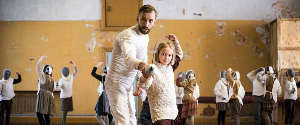 The Fencer Movie Review
