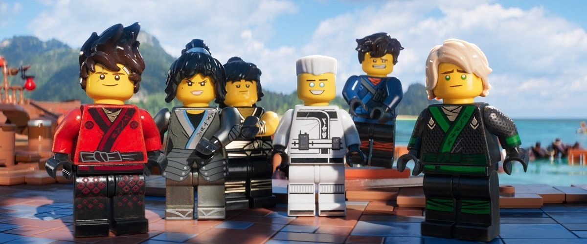 RogerEbert.com - The LEGO Ninjago Movie - Christy Lemire : Christy ...