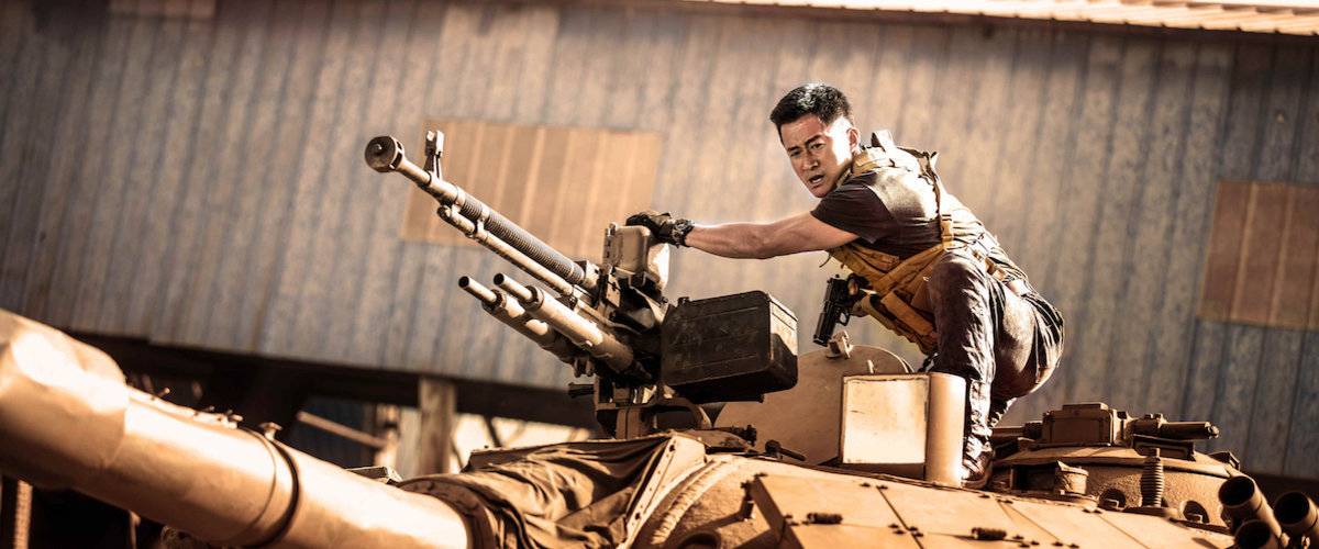 Wolf Warrior 2 Movie Review
