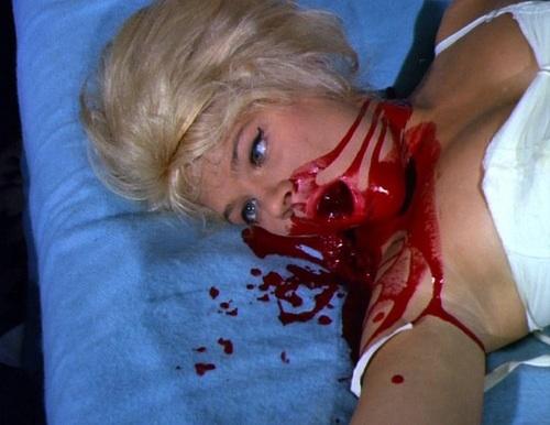 murder victim in Blood Feast