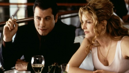 Travolta and Russo