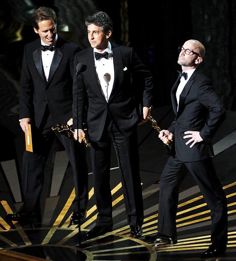 Rash Oscars