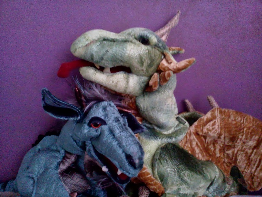 Jana's Dragons