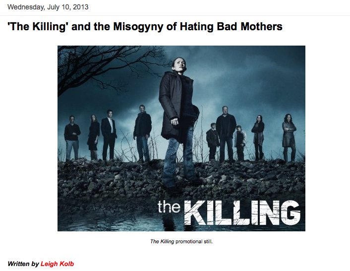 Killing article