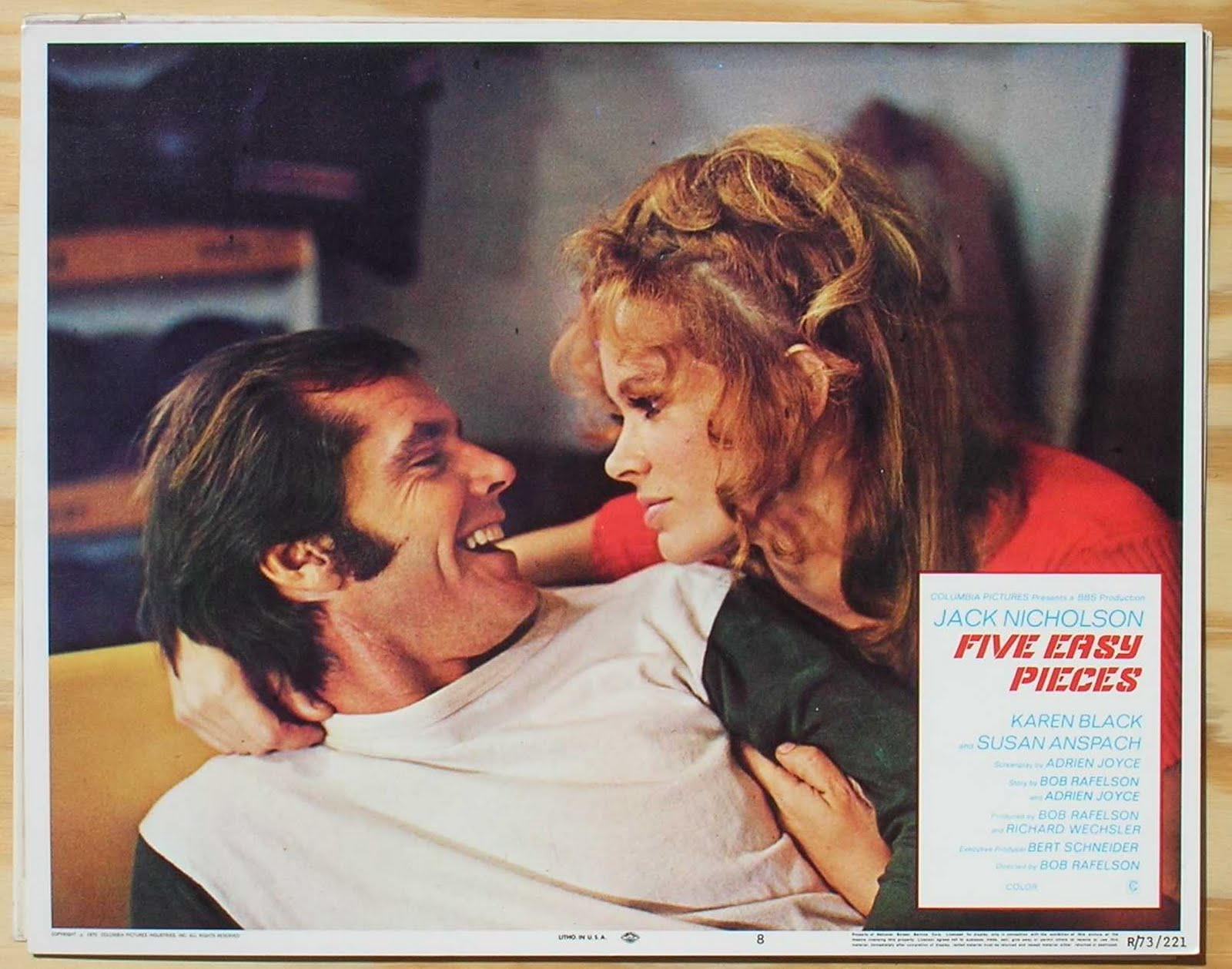 Five Easy Pieces 1970 Imdb