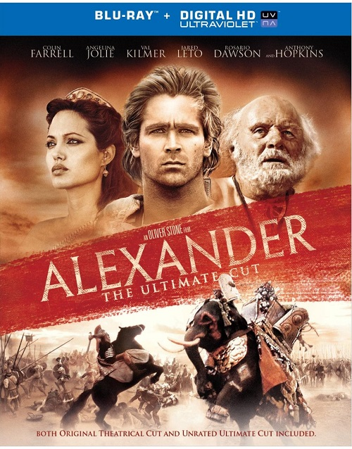 an analysis of the movie alexander by oliver stone Aiaonline publication december 2004 movie few films in recent times have generated so much pre-release ballyhoo as oliver stone movie commentary: alexander 2.