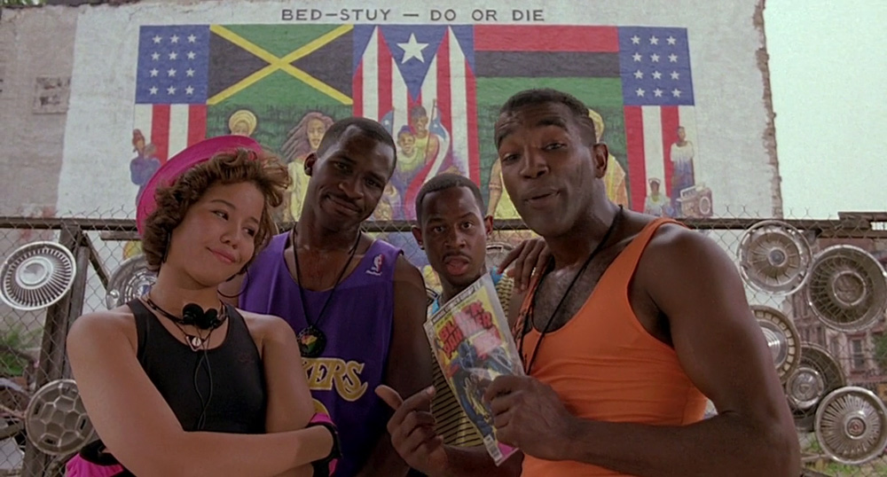 an analysis of the racism in the movie do the right thing directed by spike lee What films could be used as texts to help understand cultural  -do the right thing (1989) (spike lee is  are very simplistic in their understanding of racism,.