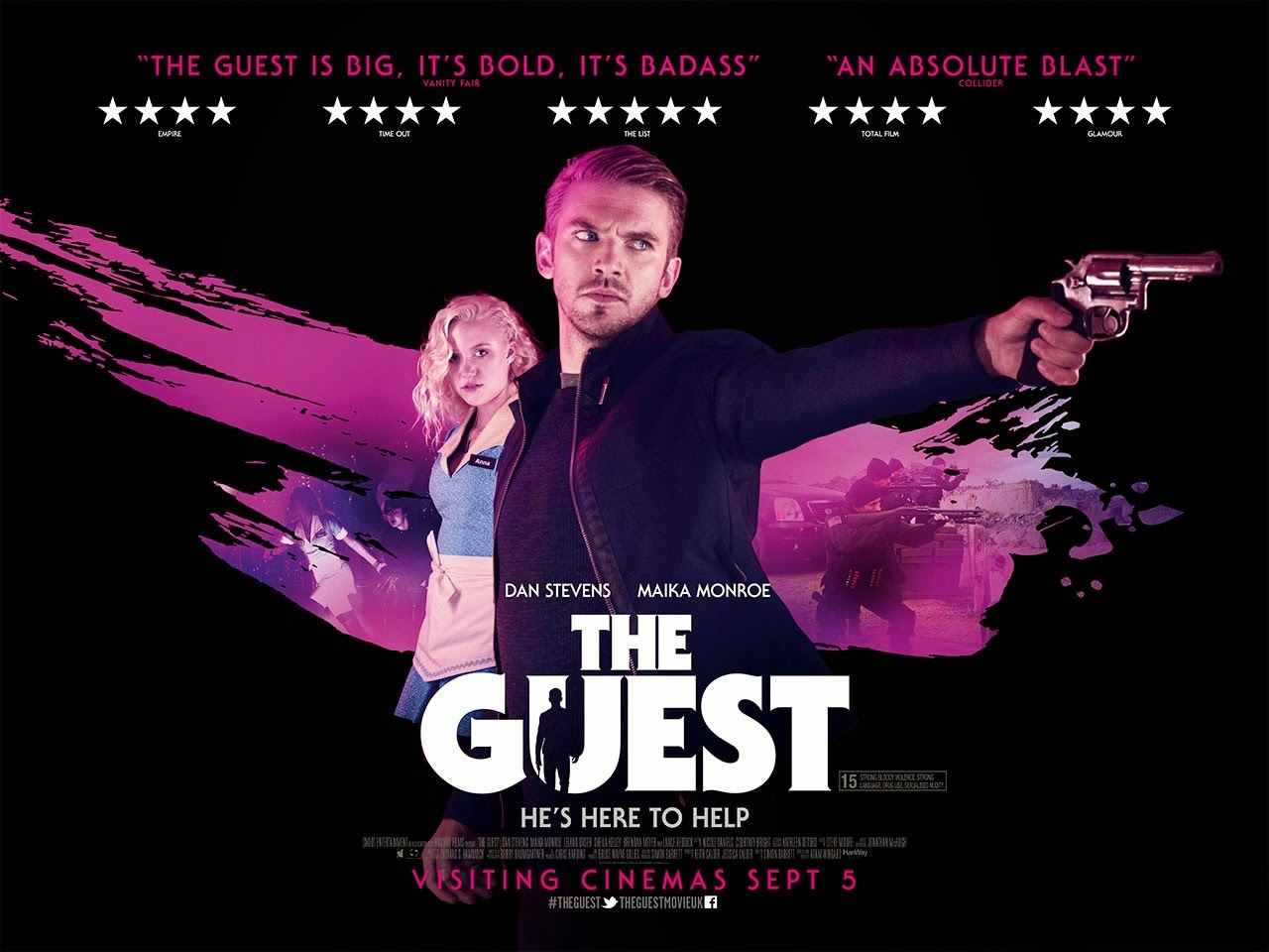 The Guest Film