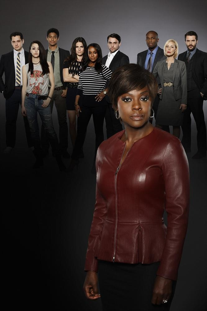 tv review abc s how to get away with murder and black ish demanders roger ebert