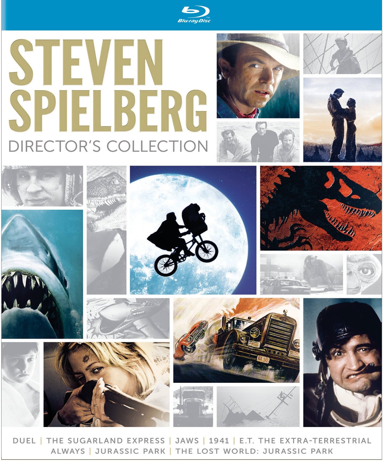 the audience man �steven spielberg director�s collection