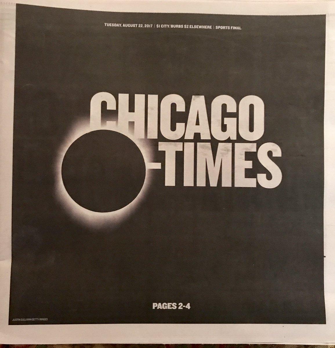 Roger Ebert's New Chicago Sun-Times Sees the Light of Day