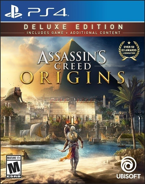 Assassin S Creed Origins Owes A Great Deal To Cinematic Epics