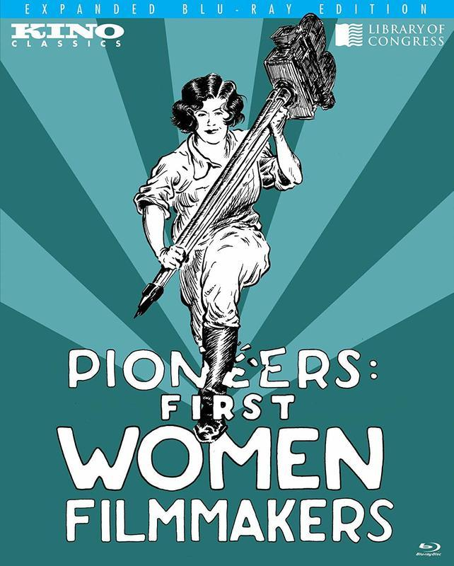 Kino Lorber's Pioneers: First Women Filmmakers Box Set is a