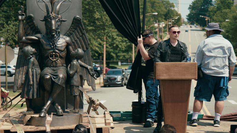 Belief-Testing People: Penny Lane on Her New Documentary, Hail Satan?