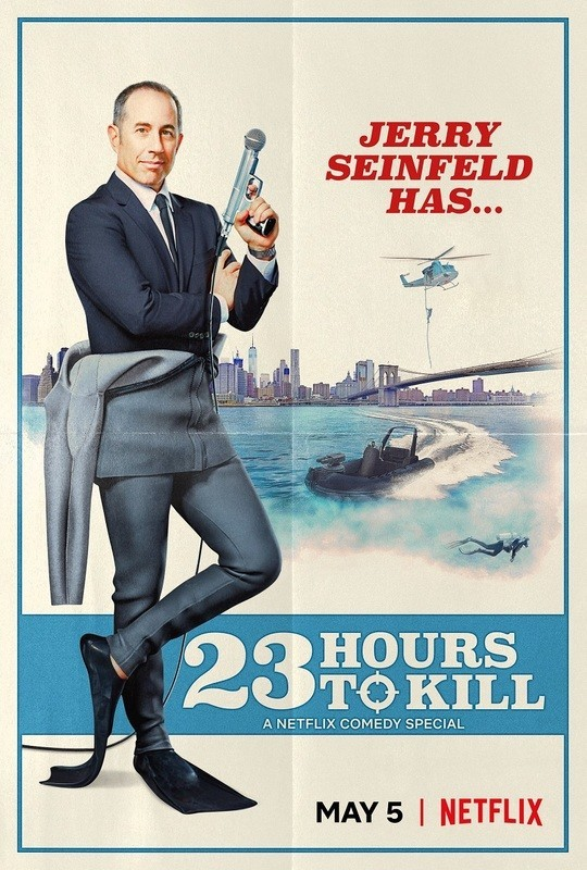 Jerry Seinfeld Returns with 23 Hours to Kill on Netflix | TV ...