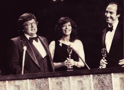 Gene, Roger, Thea:podium.jpg