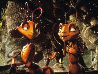 comparison of antz Despite the propaganda a bug's life and antz put on you as a child,  ant, the  ant got it's name because so many people compared the sting to.