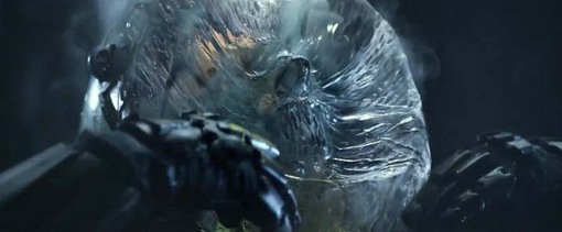 Prometheus: Alien origins:The skeleton beneath the ...