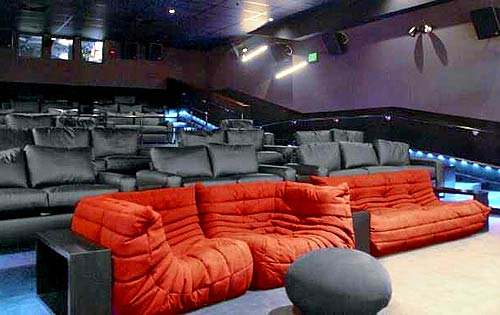 Theaters Try To Compete With Living Rooms