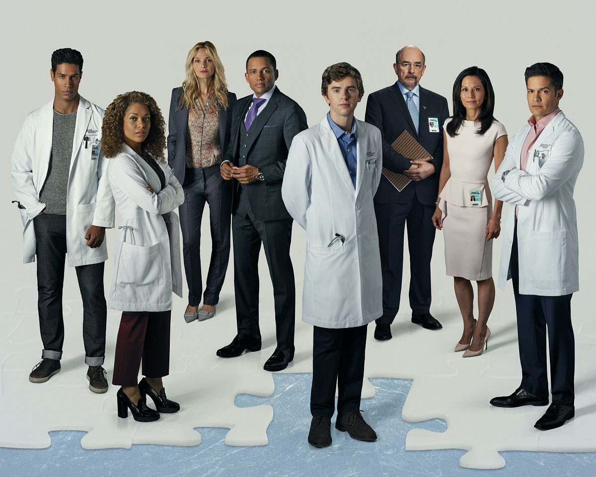 How Abc S The Good Doctor Is Changing Television Chaz S Journal Roger Ebert